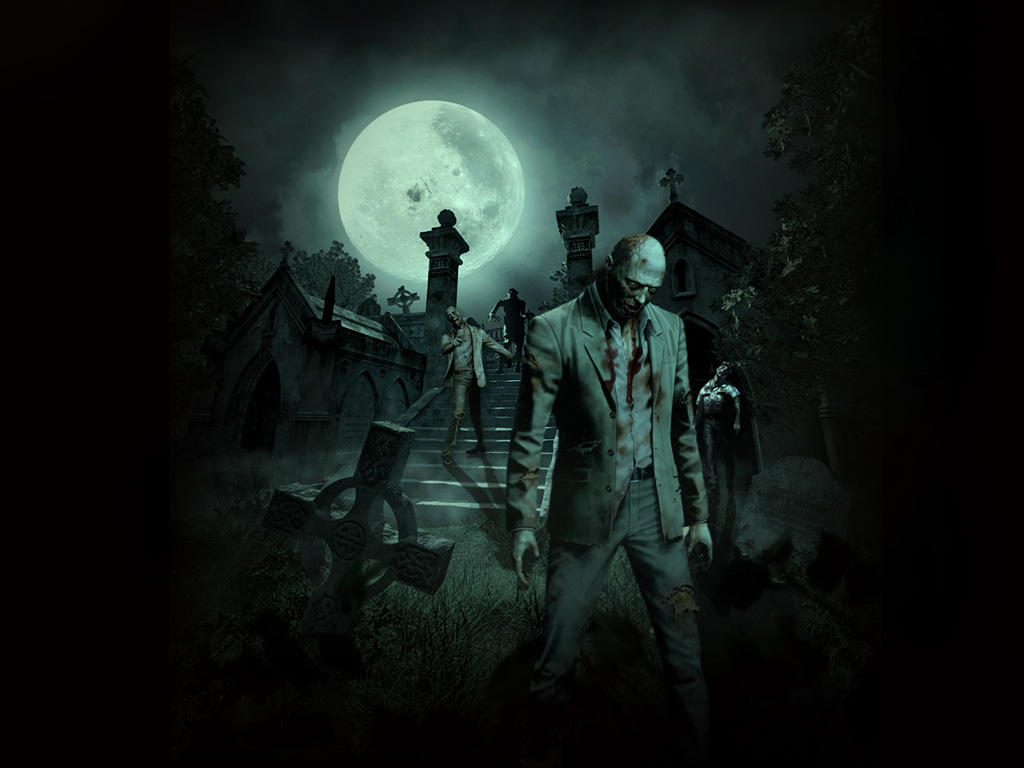 Zombie wallpapers wallpaper fever picture